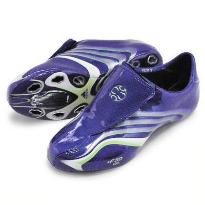 hot sale online 6bca0 b9d2b Adidas F50.6 Tunit Upper Bleu