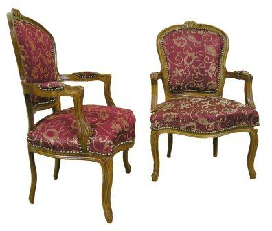 lot 100 fauteuils cabriolets louis xv xvi destockage grossiste. Black Bedroom Furniture Sets. Home Design Ideas