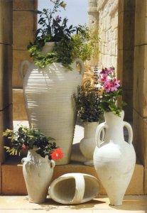 Poterie pot jardin objet d coration destockage grossiste - Poterie decorative pour jardin ...