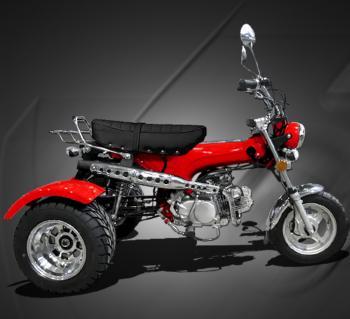 lot de dax 3 roues 125cm3 superplus moto destockage grossiste. Black Bedroom Furniture Sets. Home Design Ideas