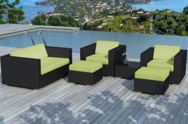 mobilier resine tresse linafrance destockage grossiste. Black Bedroom Furniture Sets. Home Design Ideas