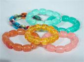 Lots bracelets en perles tendance pour l'été