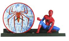 Réveil en Résine Spiderman