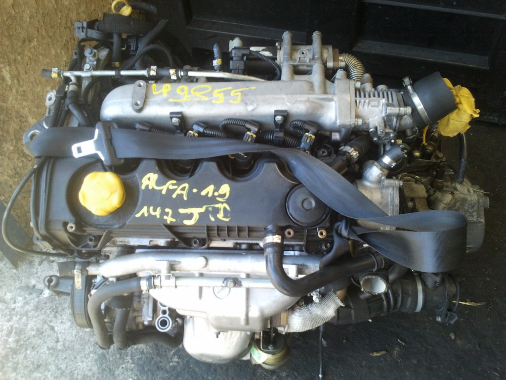 moteur alfa romeo 147 jtd auto