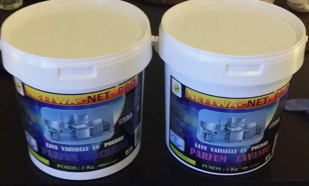 Poudre de lavage professionnelle parfum e pour lave for Vaisselle professionnelle restauration