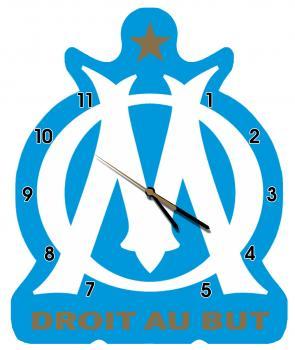 Horloge Om horloge logo om ag distribution destockage grossiste