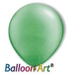 Sachet de 100 ballons Vert Amande