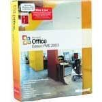 Microsoft Office Edition PME 2003 SP1 OEM (Toshiba)