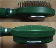 Brosse a cheveux brevetée