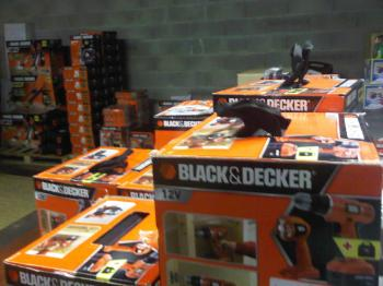 lot outillage black decker neuf destockage grossiste. Black Bedroom Furniture Sets. Home Design Ideas
