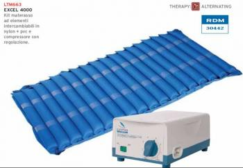 Matelas anti escarres alternating excel 4000 destockage grossiste - Prix matelas anti escarre ...