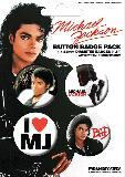 Badge Michael Jackson Bad