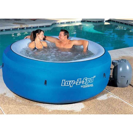 Spa gonflable lay z spa prenium destockage grossiste - Spa gonflable occasion ...