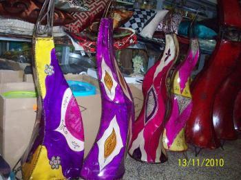 Lampes Marocaines Peau De Chevre Destockage Grossiste