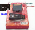 8GB TF Memory Card Bundle with Adapter + 150 Video Games For ds ndsl dsi xl 3ds 3dsxl...