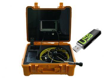 Camera d 39 inspection de canalisation destockage grossiste - Camera inspection canalisation ...