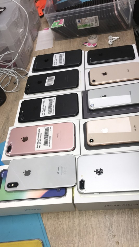 Grossiste iphone lot grade A/B Destockage