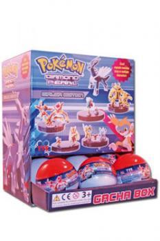 Pokemon Gacha Box Diamond & Pearl Dialga Edition (18)