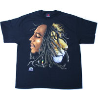T-SHIRT OFFICIEL BOB MARLEY