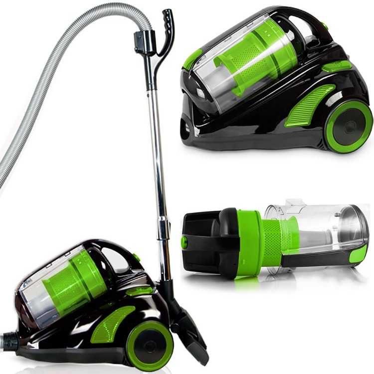 cleaner aspirateur sans sac cyclone 4000w filtre hepa. Black Bedroom Furniture Sets. Home Design Ideas