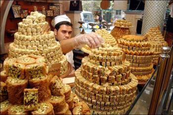 Pâtisserie syro,libanais