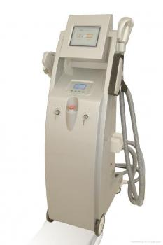 Traitement peau IPL/E-light/RF/laser