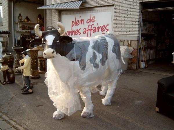 Vache Grandeur Nature Be Trade Destockage Grossiste