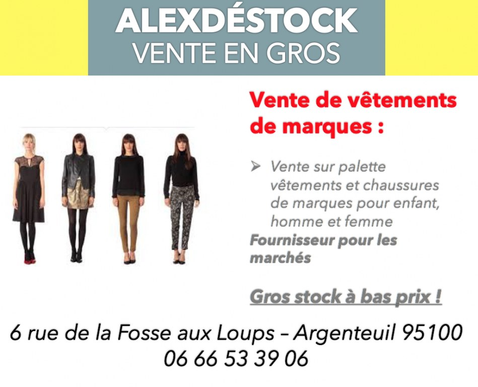 destockage vetement 06