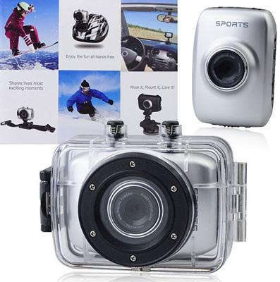 appareil photo cam ra sport action camcorder destockage. Black Bedroom Furniture Sets. Home Design Ideas