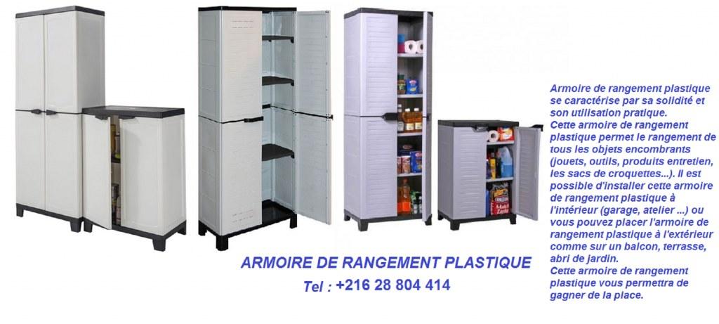 Armoire De Rangement Plastique Destockage Grossiste
