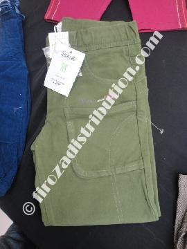 Pantalons enfant Prenatal.