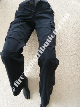 SOLDE été – Pantalons Toile Femme Oxbow.