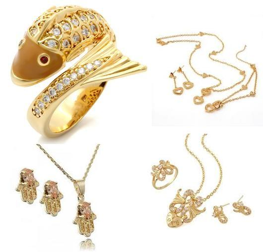 plaque or 14k 18k fastreach international destockage With grossiste bijoux plaqué or