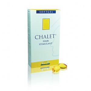 Chalet Stimulant cheveux - Softgels