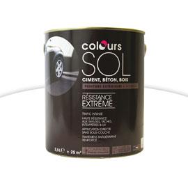 Peinture Colours Sol intérieur – extérieur sur Ciment – Bois – Béton