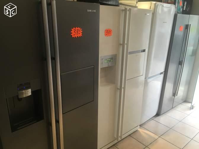 frigidaire frigo americain i p r destockage grossiste. Black Bedroom Furniture Sets. Home Design Ideas