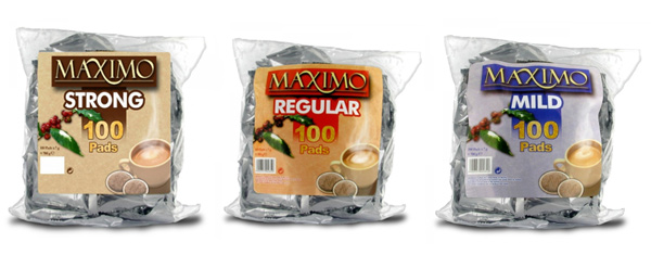 sachet de 100 dosettes de caf compatibles sens o destockage grossiste. Black Bedroom Furniture Sets. Home Design Ideas