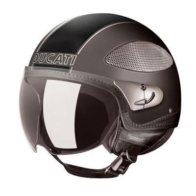 Vends 20 Casque Jet Moto Neuf Cromwell Ducati Série Sport Dark