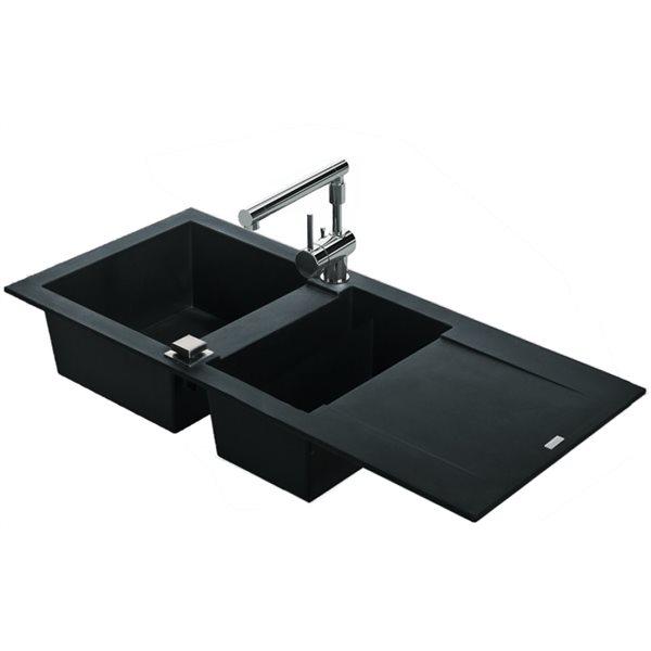 destockage lot evier de cuisine grossiste. Black Bedroom Furniture Sets. Home Design Ideas
