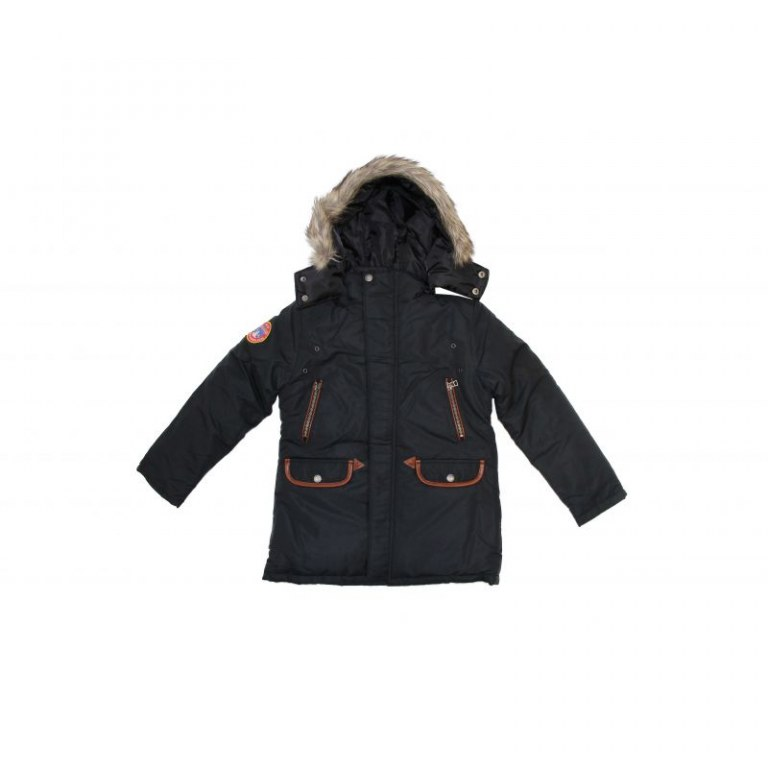 cheap new list sale retailer Parka Aeropilote collection hiver garçon 8-14 ans Destockage ...