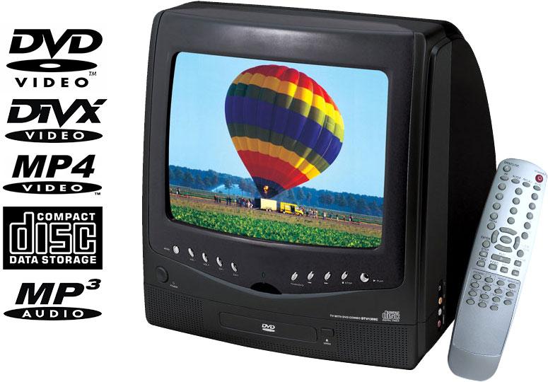tv 14 pouces 35 cm combo dvd divx destockage grossiste. Black Bedroom Furniture Sets. Home Design Ideas