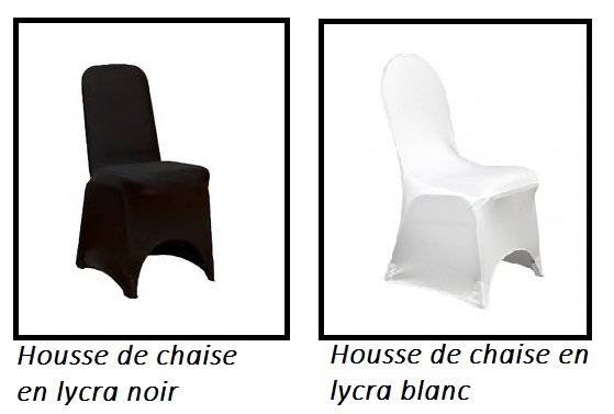 grossiste housse de chaise en lycra spandex destockage. Black Bedroom Furniture Sets. Home Design Ideas