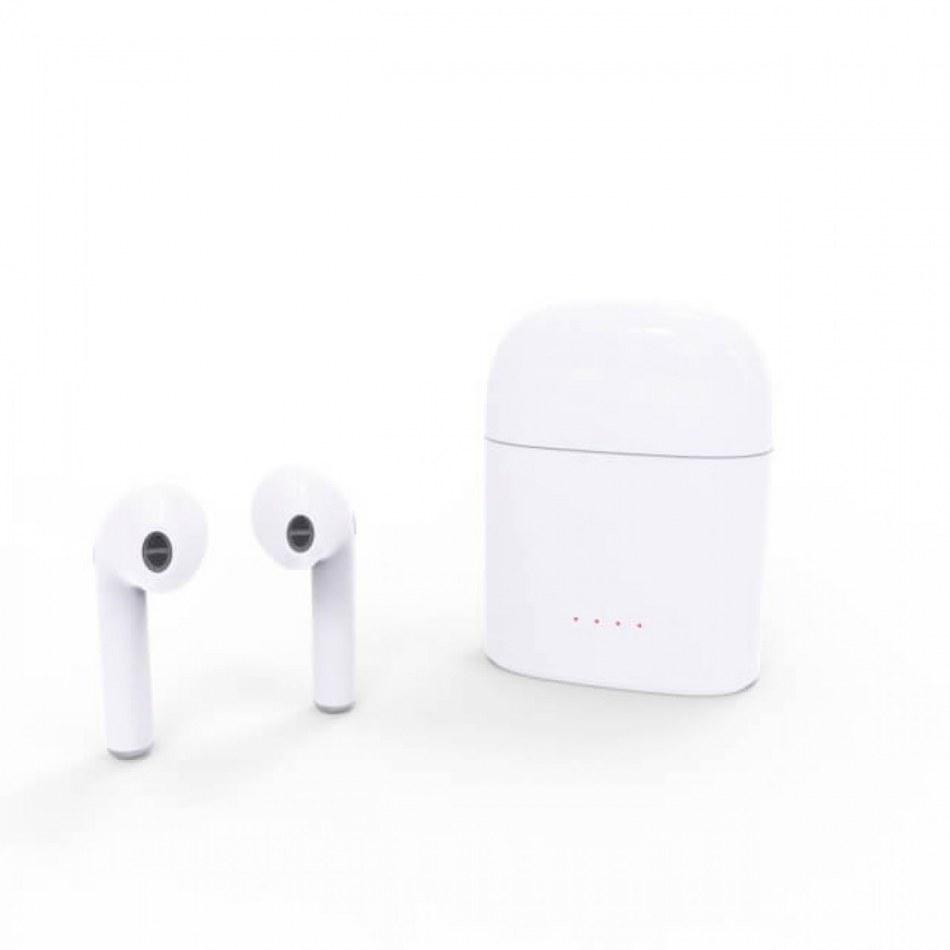 Ecouteur sans fil avec boitier style airpods Destockage