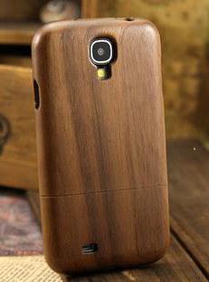 coque samsung s5 en bois