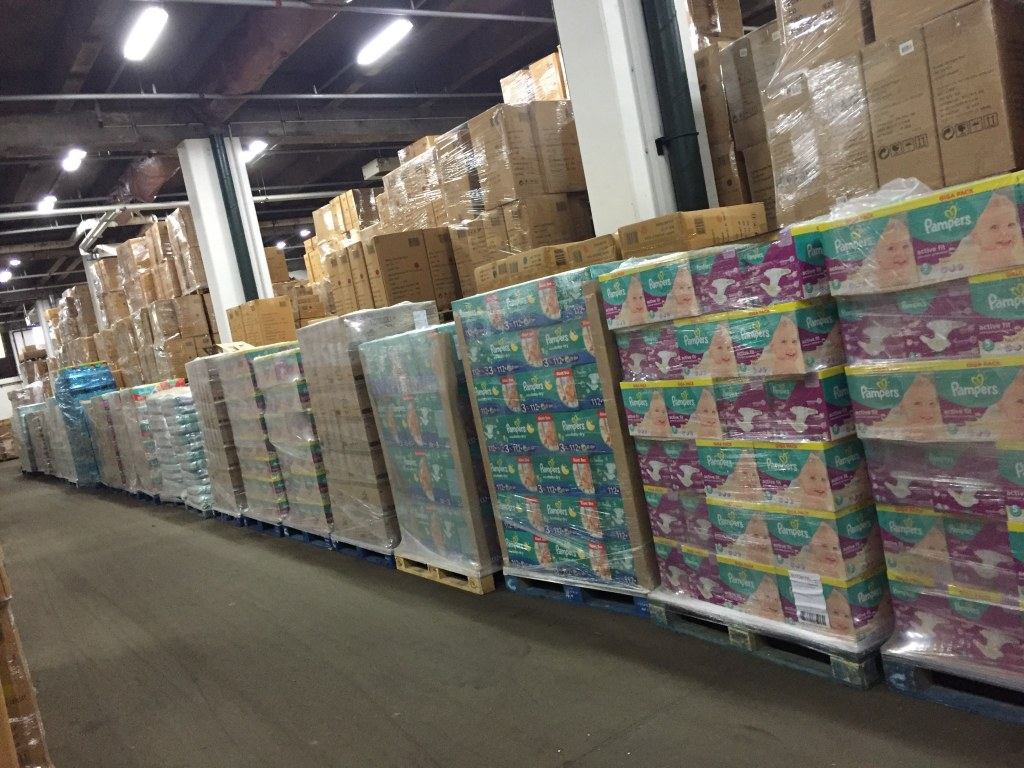 Couche pampers tradelec destockage grossiste - Couche pampers en gros allemagne ...