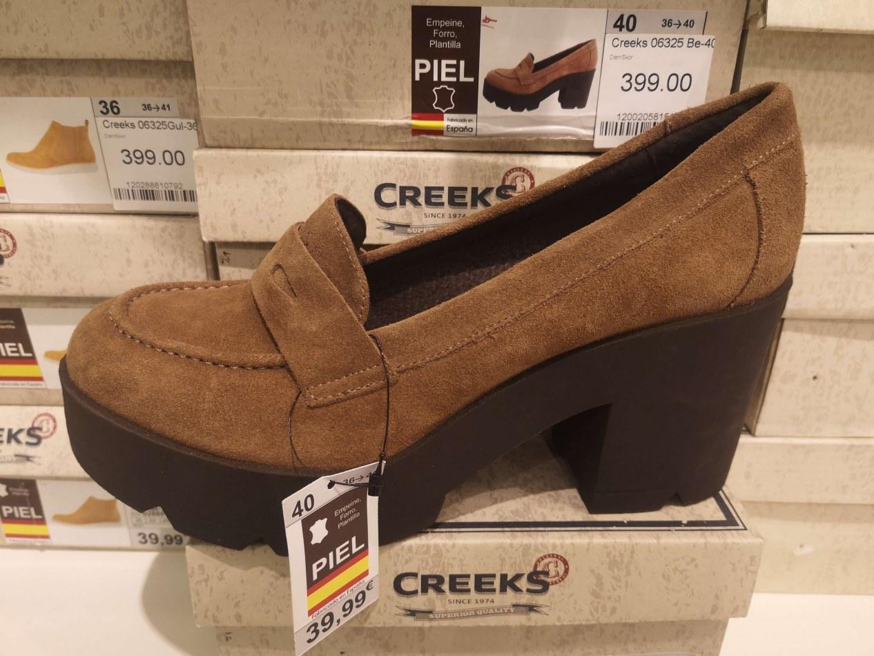 Cuir Femmes Grossiste En Espagnoles Pour Chaussures Marque Destockage De TFJ351ulKc