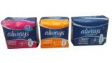 Always serviette hygienique mix 3 refs ultra-super ultra-ultra night
