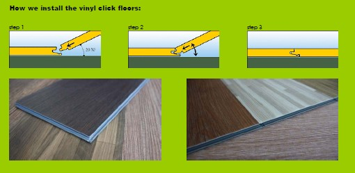 lame parquet pvc clipsable emboitable gamme pro u4p3. Black Bedroom Furniture Sets. Home Design Ideas