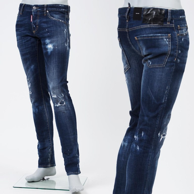 Jeans dsquared2 homme 2016 destock outlet Destockage Grossiste 81ae66fa8a86