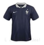 Maillot equipe de France , Coupe du monde 2014